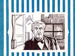 کتاب توماس ادیسون