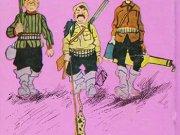 کتاب سه شکارچی