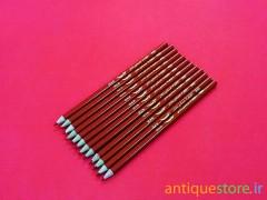 مداد قدیمی قرمز (شمشیر نشان)