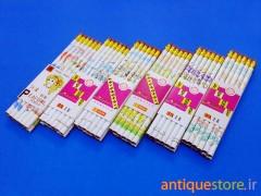 مداد قدیمی پاک کن دار (1)