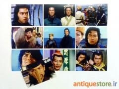 عکس های خاطره انگیز سریال جنگجویان کوهستان ( سری 3 )
