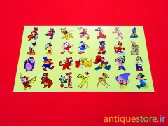 برچسب قدیمی کارتون ها (2)