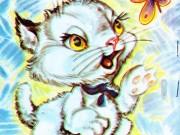کتاب کیتن بچه گربه سفید