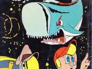 کتاب پینوکیو در فضا