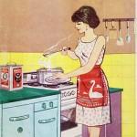 کتاب کدبانو و آشپزخانه
