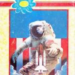 کتاب سفر شگفت انگیز به فضا