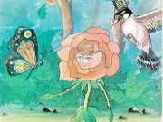 کتاب گل سرخ و بهار