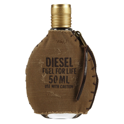 ادوتویلت مردانه Diesel Fuel For Life (Men) 75ml