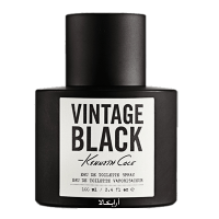 ادوتویلت مردانه Kenneth Cole Vintage Black 100ml