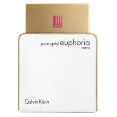 ادوتویلت مردانه Calvin Klein Pure Gold Euphoria (Men) 100ml