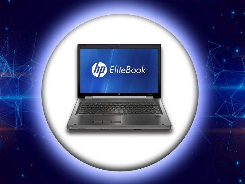 بررسی لپ تاپ HP Workstation 8770w