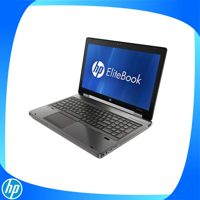 لپ تاپ استوک  HP Elitbook 8560w _i5