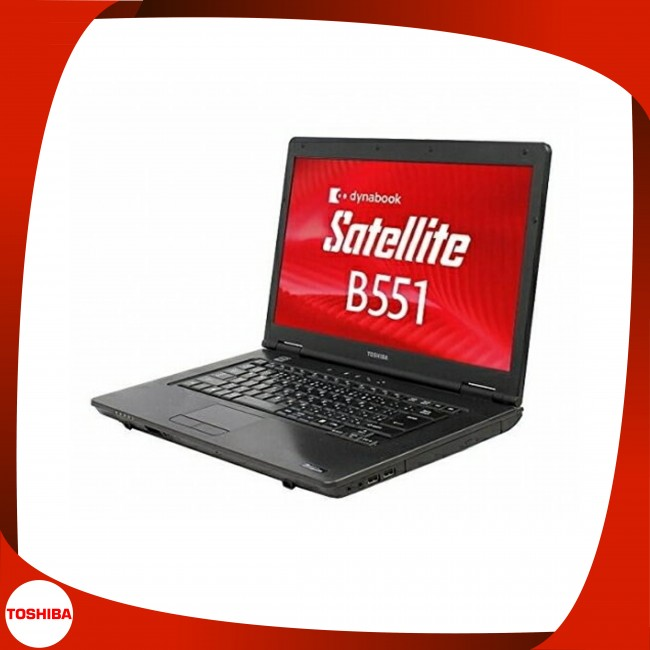 لپ تاپ استوک Toshiba Satellite b551_i3