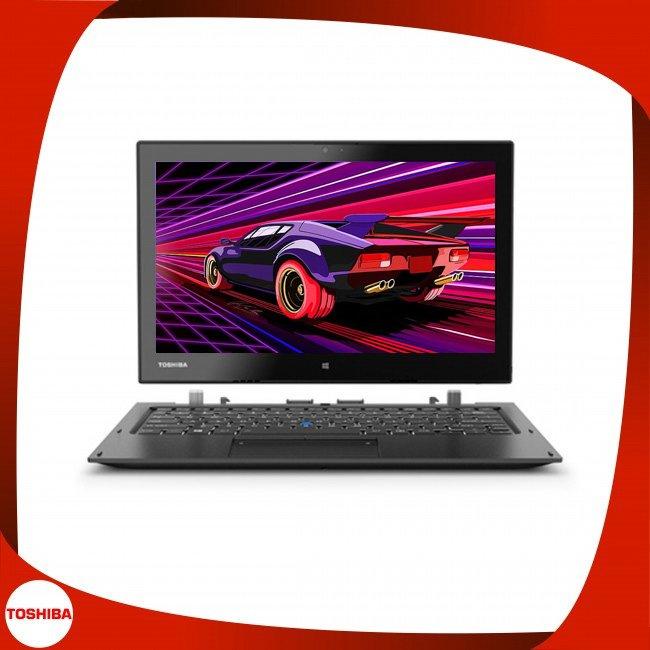 لپ تاپ تبلت ویندوزی استوک  Toshiba Portege Z20t پردازنده m5 نسل 6