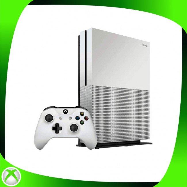 مجموعه کنسول بازی دست دوم استوک کم کارکرد مایکروسافت مدل  Xbox One S ظرفیت 1 ترابایت