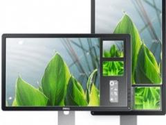 مانیتور استوک واید LCD 24 WIDE DELL