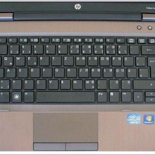 لپ تاپ استوک HP ProBook 6550b-i7