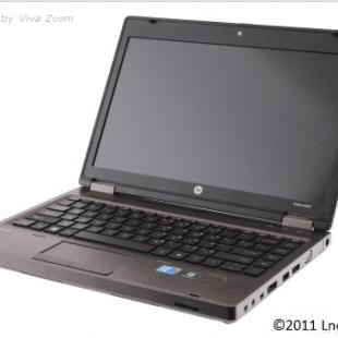 لپ تاپ استوک HP ProBook 6550b-i5