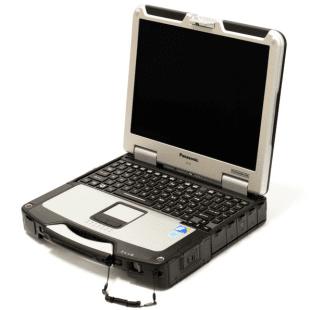 لپ تاپ استوک Toughbook Cf_31- i5