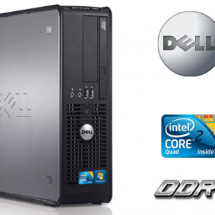 کیس استوک Dell OptiPlex 780 - Core 2 Duo