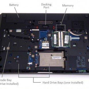 لپ تاپ استوک  HP Elitbook 8760w_i7