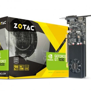 کارت گرافیک Zotac مدل GeForce GT 1030 ظرفیت 2GB