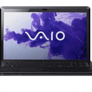 لپ تاپ استوک Sony vaio vocf23efx-i7
