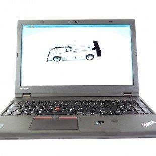 لپ تاپ استوک مناسب کاربری گرافیک و رندر Lenovo Thinkpad W541 پردازنده i7 نسل۴ گرافیک2GB