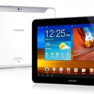 تبلت کارکرده   گالکسی سامسونگ 10.1  SAMSUNG Galaxy Tab P7500 + 3G