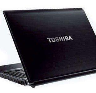 لپ تاپ استوک Toshiba Portégé R705-i3