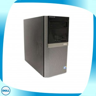 کیس استوک Dell OptiPlex 960 - core2
