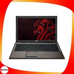 لپ تاپ استوک MSI CX61 - i7