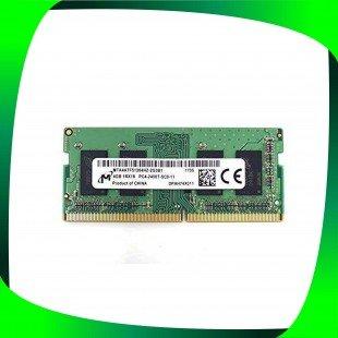 رم لپ تاپ میکرون Ram laptop Micron tech 4Gb pc4-2400 mhz