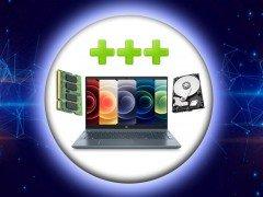 چقدر میتونی لپ تاپتو ارتقا بدی؟