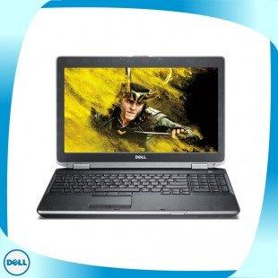 لپ تاپ استوک مناسب ترید و برنامه نویسی و حسابداری Dell Latitude E6520-i7