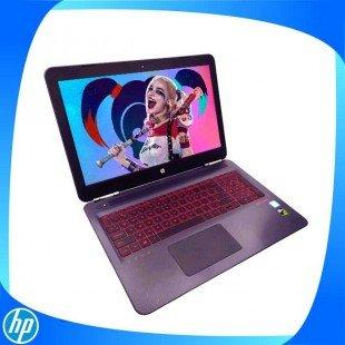 لپ تاپ  استوک HP OMEN 15-AX2 پردازنده i7 نسل 7 گرافیک NVIDIA GeForce GTX