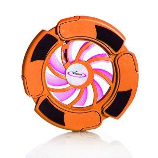 فن خنک کننده لپ تاپ نارنجی Venus PV-F 030