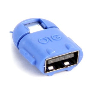 تبدیل USB به micro usb رنگی اندرویدی