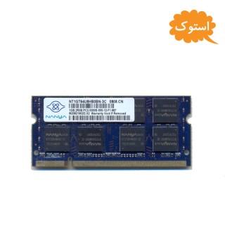 رم استوک لپ تاپ 1 گیگ DDR2 مدل NANYA  کد 7699