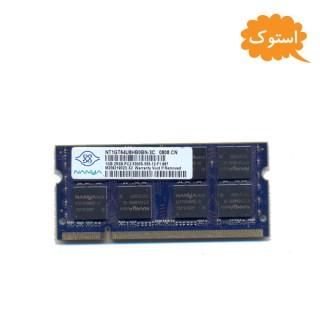 رم استوک لپ تاپ 1 گیگ DDR2 مدل NANYA کد 7698