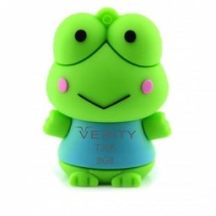 فلش مموری عروسکی Verity T206 16GB