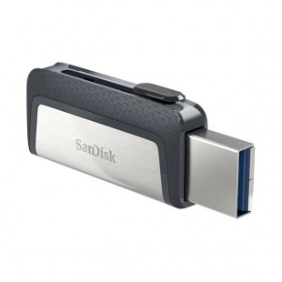 فلش مموری سن دیسک مدل SanDisk Ultra Dual 128G USB3.1 Type-C