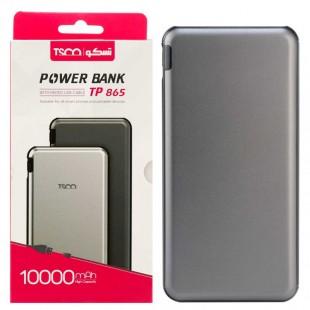 پاور بانک ۱۰۰۰۰ تسکو TSCO TP 865