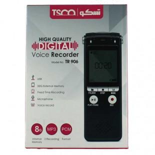 رکوردر TSCO TR 906 8GB