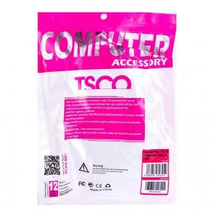 کابل پرینتر TSCO TC02 3m