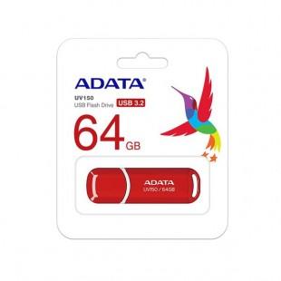 فلش مموری ای دیتا مدل DashDrive UV150 ظرفیت 64 گیگابایت USB3.2