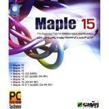نرم افزار محاسبات ریاضی و مدل سازی MAPLE 15