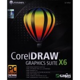 نرم افزار COREL DRAW GRAPHICS SUITE x6
