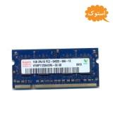 رم استوک لپ تاپ 1 گیگ DDR2 مدل Hunix  کد 7694