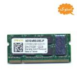 رم استوک لپ تاپ 2 گیگ DDR2 مدل PNY  کد 7703